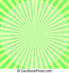 Yellow background design element, stripes, circles or lines