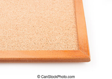 Office Cork Board for notes