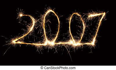2007 sparkler 2