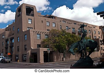 Santa Fe (Navajo: Yoot�) is the capital of the state of...