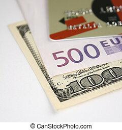 dollar eauro credit card