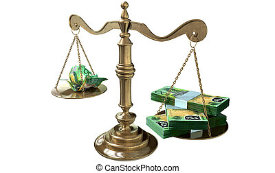 Inequality Scales Of Justice Income Gap Australia - An old...