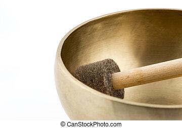 Singing bowle