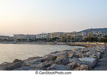 Cannes (Alpes-Maritimes, Provence-Alpes-Cote d'Azur,...