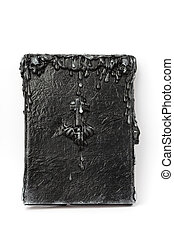 Book of Shadows - Handmade Book of Shadows (dark witchcraft...