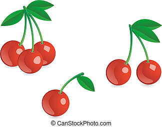 Tasty berries - Tasty red berries