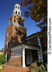 Christ Church in Alexandria Virginia