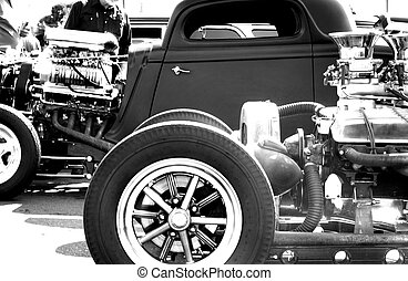 Fast Vintage Cars