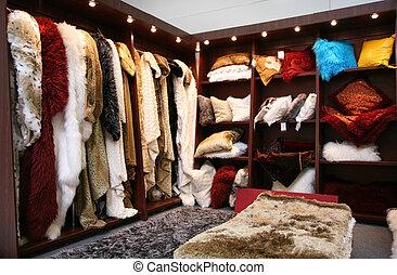 fur closet