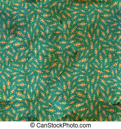 People Seamless pattern - People Seamless abstract...