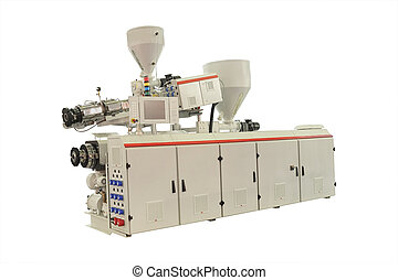 industrial equipment - The image of industrial metering and...