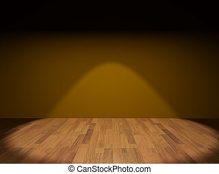 Floor in a room - High resolution image. Floor in a room. 3d...
