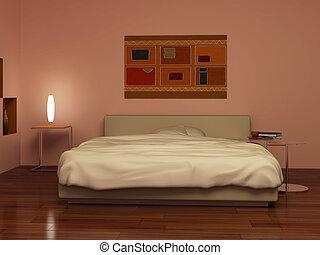 Light in bedrooms