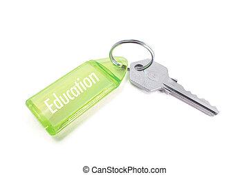 conceito, Educação, tecla