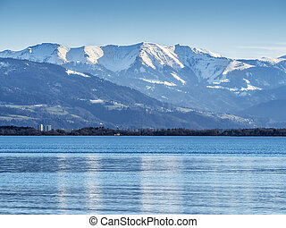 Lake constance Germany - Image of lake constance Bodensee...