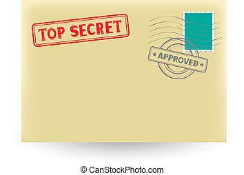 secret correspondence