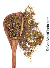 Goldenseal Root - Goldenseal root herb used in herbal...