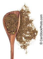 Goldenseal Root - Goldenseal root herb used in herbal...