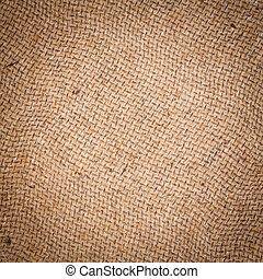 Hardboard texture - Close up brown color vignette style...