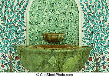 muslim ablution - ablution room