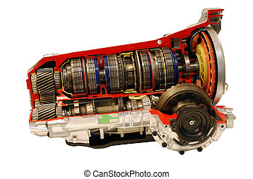 car transsmision - car automatic transmission part