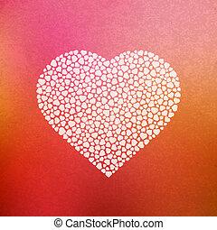 Love background. Vector illustration.