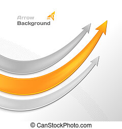 Arrows business background