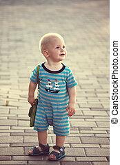 Small boy - Young boy
