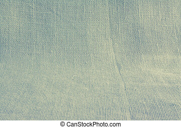 Linen natural canvas background basis fabric