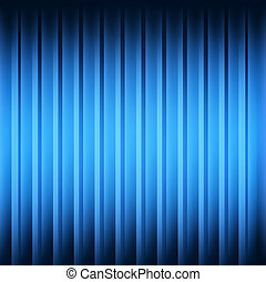 Blue abstract backdrop with 3d effect