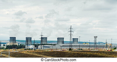 many industrial cooling tower for atomic power station air...