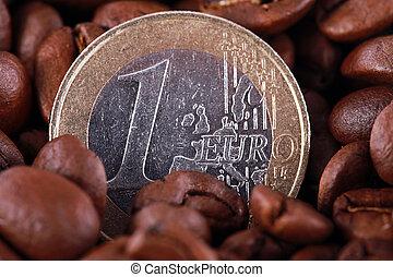 coffee beans EUR