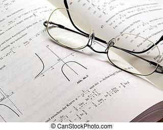 Improper Integral - Eyeglasses on a book for higher...