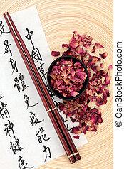 Rose Flower Medicine