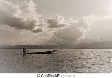 Inle Lake, Shan State, Myanmar (Burma)
