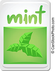 Flavor mint - Creative design of flavor mint