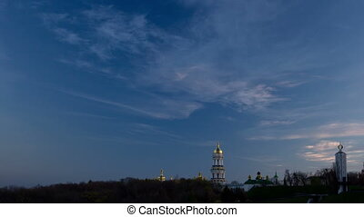 Church - Ukraine, Kiev-Pechersk Lavra. DSLR, RAW quality...