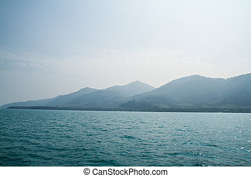 view of Koh Chang island