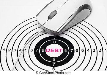Debt target