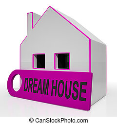 Dream House Home Shows Purchase Or Construct Perfect Property