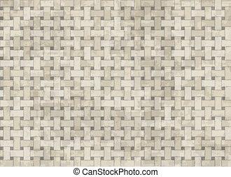 wattled texture handmade pattern