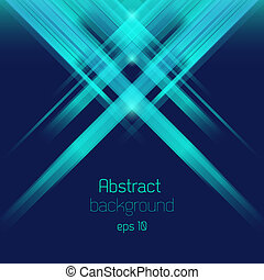 Abstract bacground with rays Vector illustration for your...