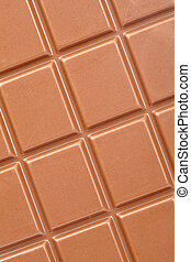 Chocolate background - Bar of tasty and delicious chocolate...