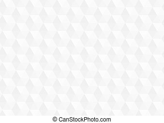Triangle hexagon background - Six triangles make one hexagon...