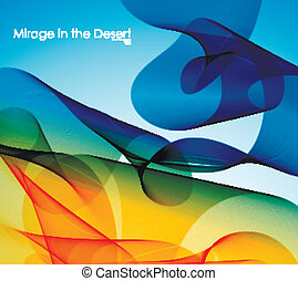 abstraction, a mirage in the desert