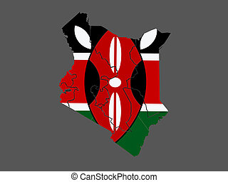 Map kenya Illustrations and Clipart. 1,012 Map kenya royalty free ...