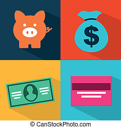 tax design - tax icon over colors background vector...