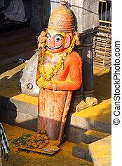 Ancient Hindu God