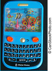 Toy Phone - Toy phone made of plastic