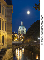 Hannover Leineschloss - Landtag of Lower Saxony, Germany